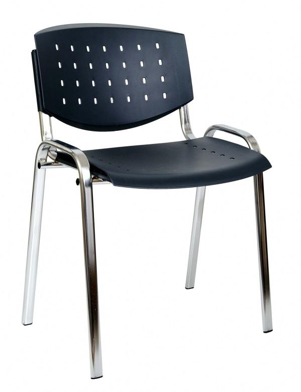 ANTARES Konferenční židle TAURUS PC LAYER černá