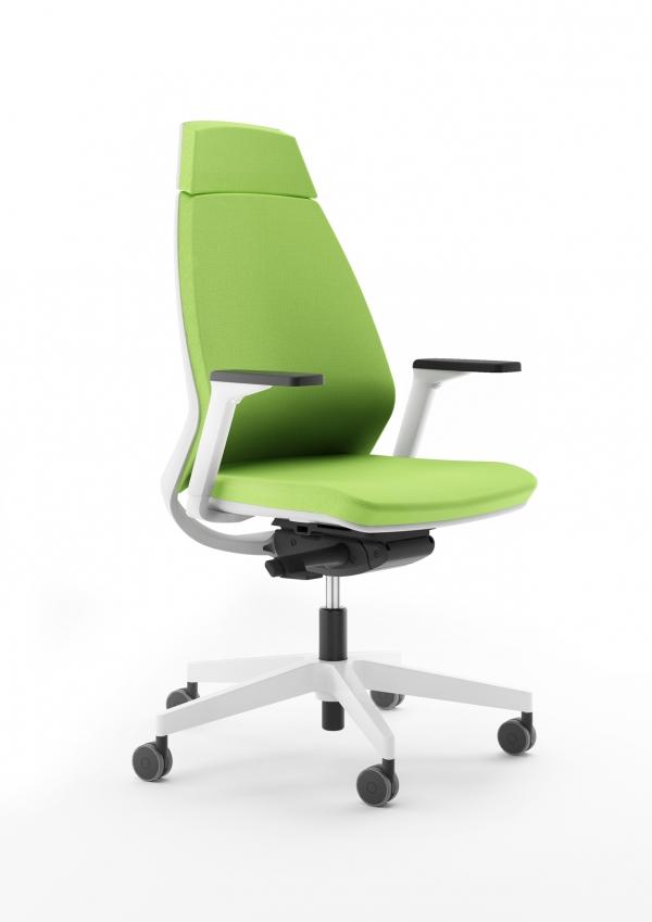 ANTARES Kancelářská židle 1890 SYN PDH Infinity BÍLÁ Antares