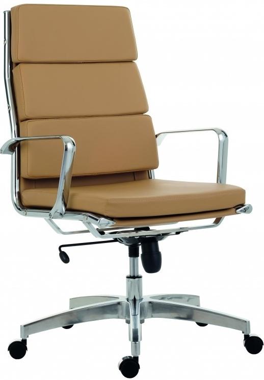 ANTARES Kancelářská židle 8800 KASE SOFT - vysoké záda Antares