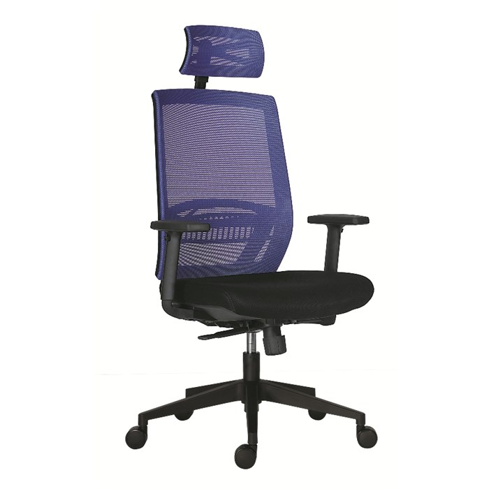 ANTARES Antares Above modrá síťovina kancelářská židle