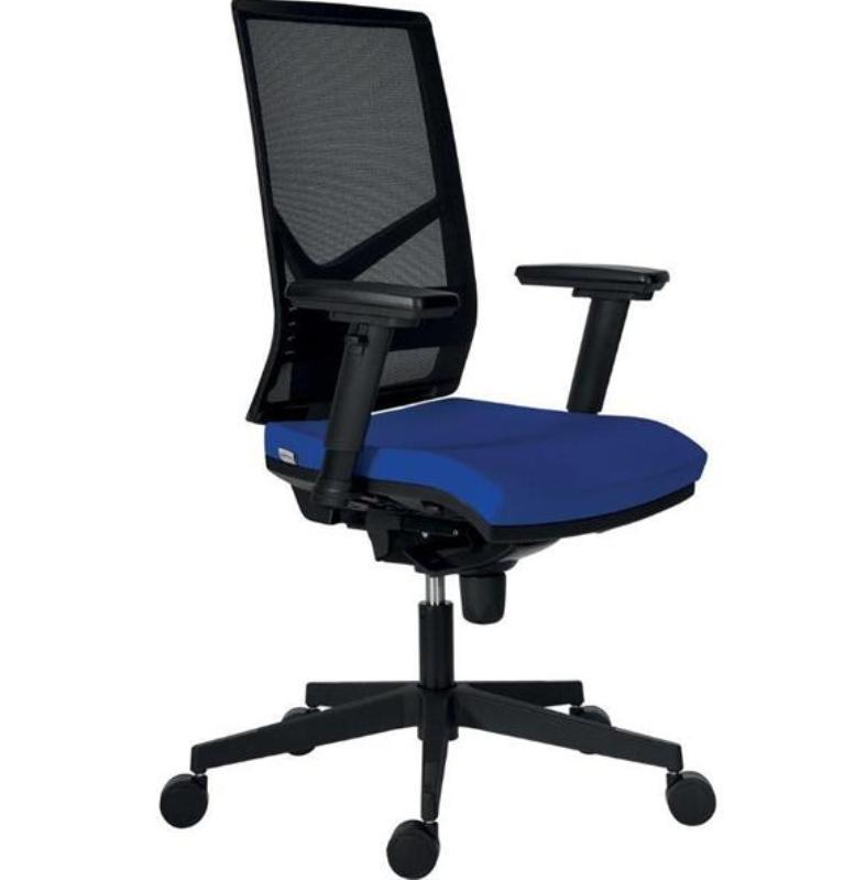 ANTARES Kancelářská židle Antares 1850 SYN Omnia, tm. modrá, záruka 5 let
