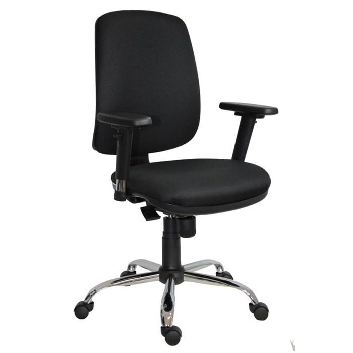 ANTARES Kancelářská židle ATHEA 1640 ASYN CR černá Antares