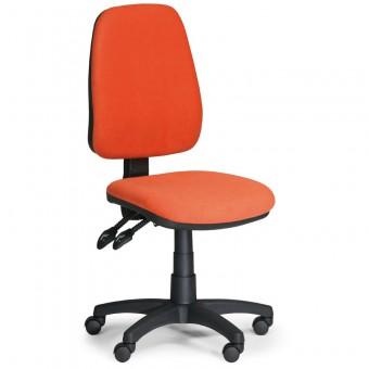 ANTARES Kancelářská židle 1140 ASYN oranžová