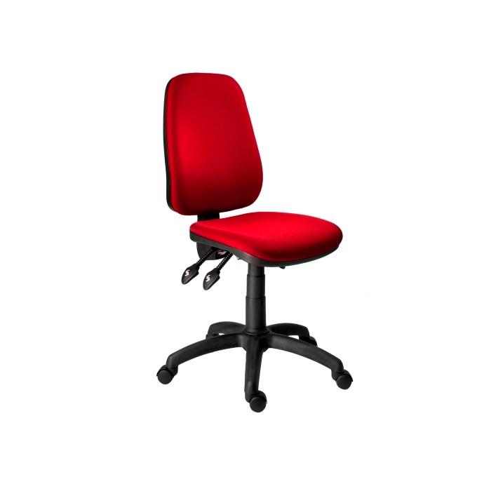 ANTARES Kancelářská židle CLASSIC 1140 ASYN - červená Antares