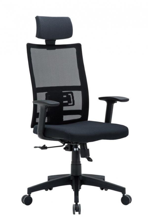 ANTARES Kancelářská židle MIJA černá Antares