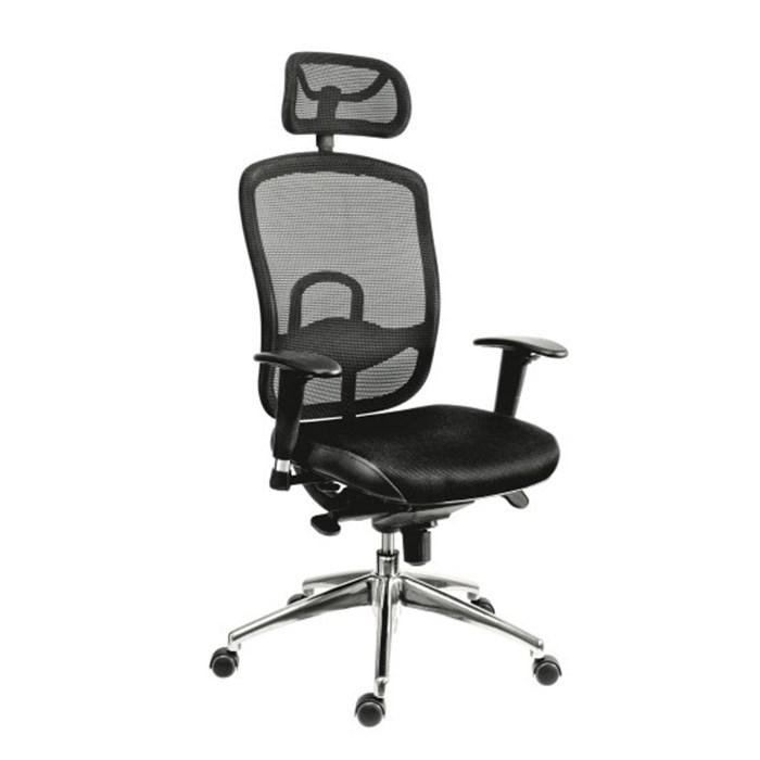 ANTARES Kancelářská židle Oklahoma PDH černá Antares