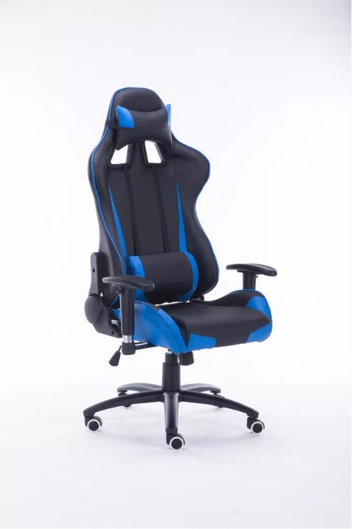 ADK TRADE s.r.o. Kancelářská židle RUNNER modrá