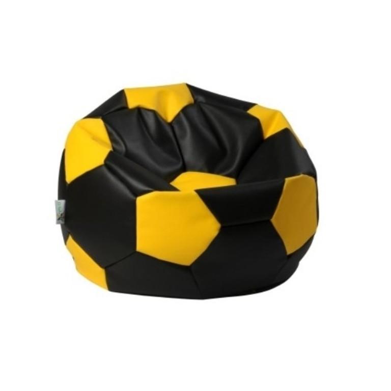 ANTARES Sedací pytel Antares EUROBALL BIG XL černo-žlutý kortexin