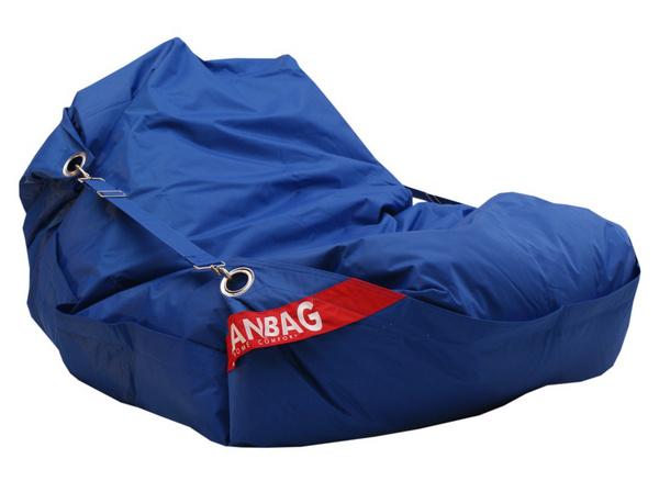 BeanBag Sedací pytel BeanBag 189x140 comfort dark blue