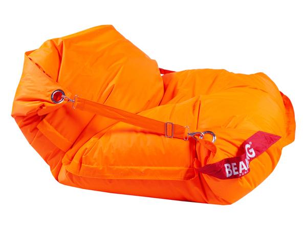 BeanBag Sedací pytel BeanBag 189x140 comfort fluo orange
