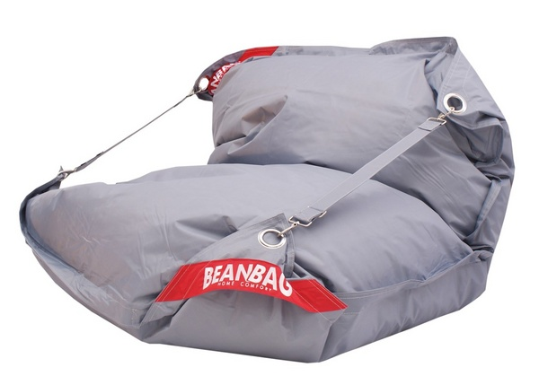 BeanBag Sedací pytel BeanBag 189x140 comfort grey