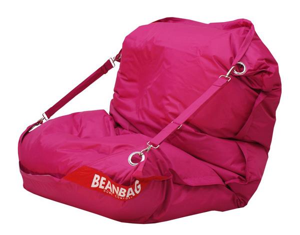 BeanBag Sedací pytel BeanBag 189x140 comfort pink