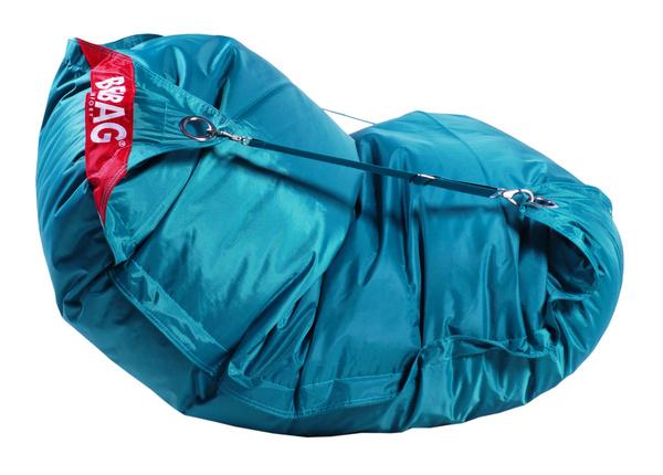 BeanBag Sedací pytel BeanBag 189x140 comfort sea green