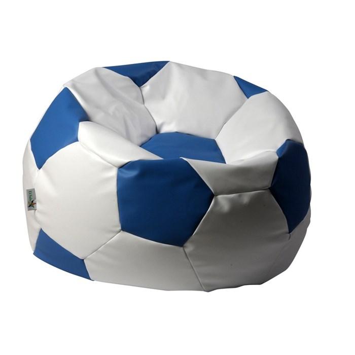 ANTARES Sedací pytel EUROBALL BIG XL bílo-modrý Antares