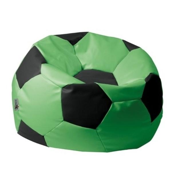 ANTARES Sedací pytel EUROBALL BIG XL zeleno-černý Antares